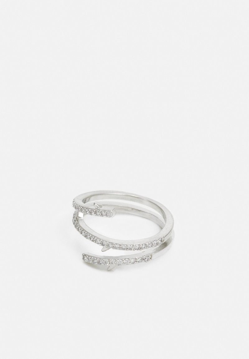 sweet deluxe - RINGS FOR EVERY FINGER - Pierścionek - silver-coloured