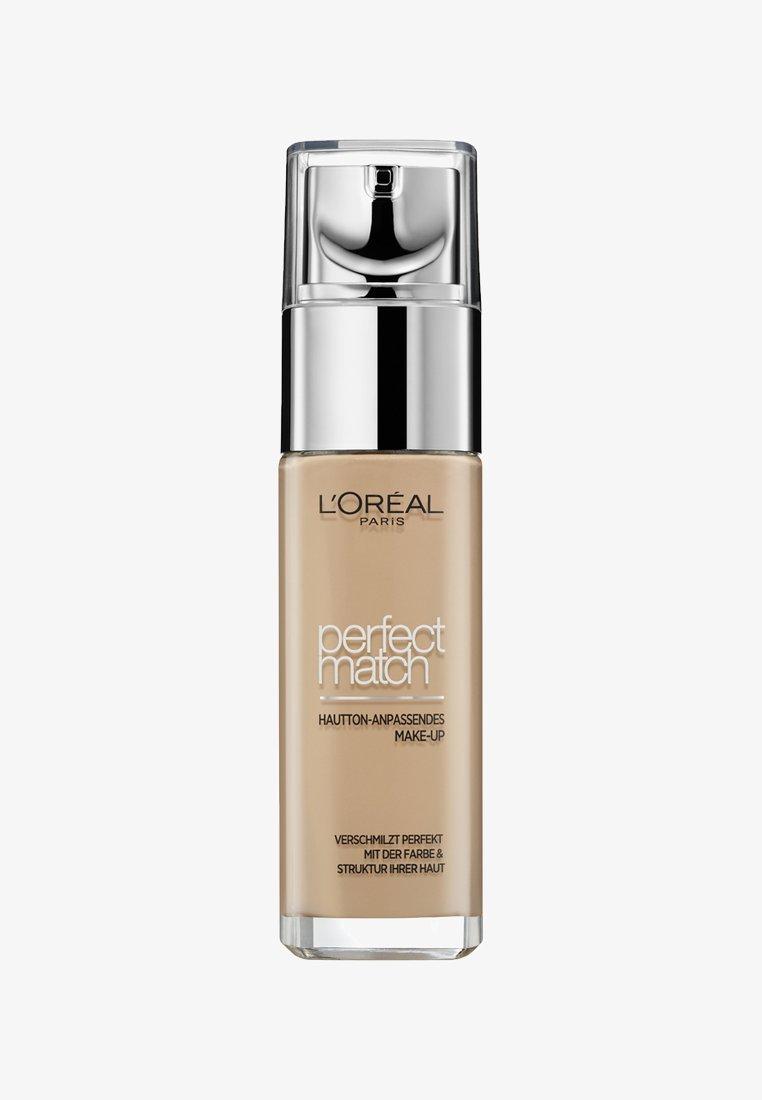 L'Oréal Paris - PERFECT MATCH MAKE-UP - Foundation - 3c rose beige