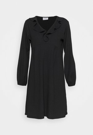 CRINKLE  - Day dress - black