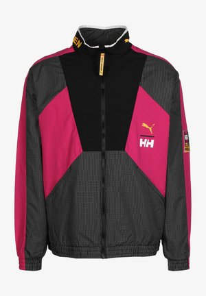 X HELLY HANSEN TRACK - Summer jacket - light pink