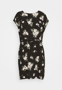 Vero Moda - VMSIMPLY EASY SHORT DRESS - Denní šaty - black - 0