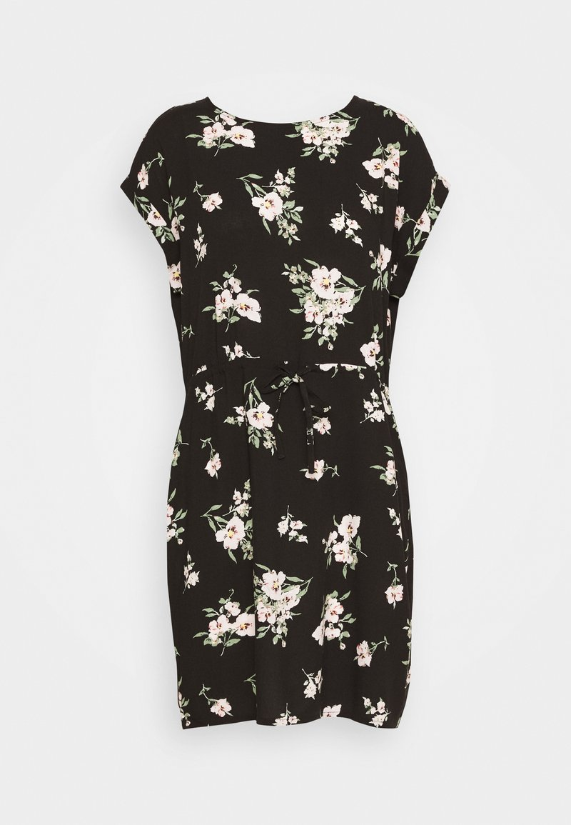 Vero Moda - VMSIMPLY EASY SHORT DRESS - Denní šaty - black