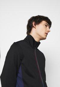 PS Paul Smith - MENS ZIP TRACK - Zip-up hoodie - black - 4