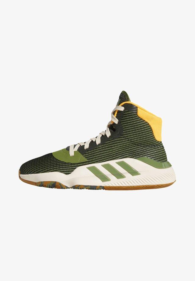 PRO BOUNCE 2019 SHOES - Chaussures de basket - green