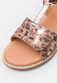 Friboo - LEATHER - Sandály - rose gold - 5