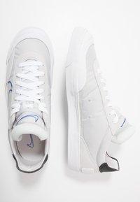 Nike Sportswear - DROP-TYPE HBR - Sneakers - vast grey/hyper blue/black/white - 1