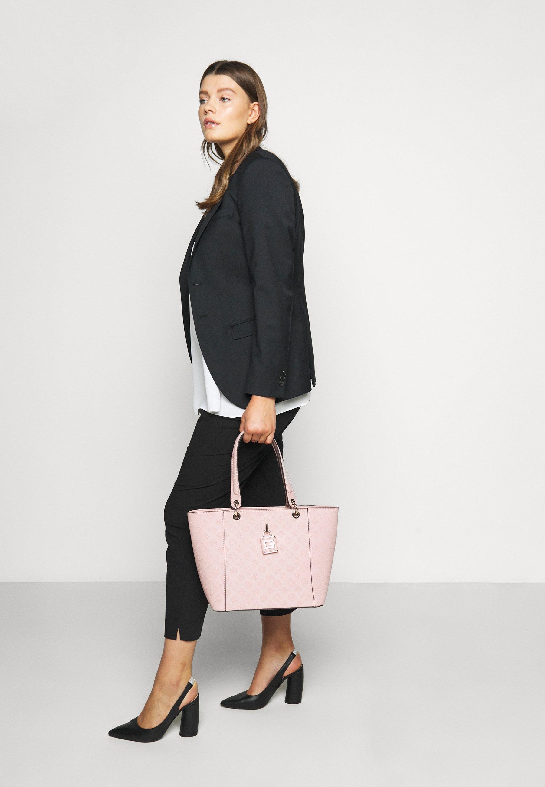 Guess Kamryn Tote - Håndtasker Rose