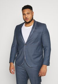 Twisted Tailor - SOTHERBY SUIT PLUS - Completo - blue - 2