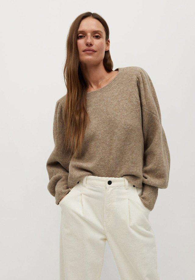 KOYO - Sweatshirt - marrón medio