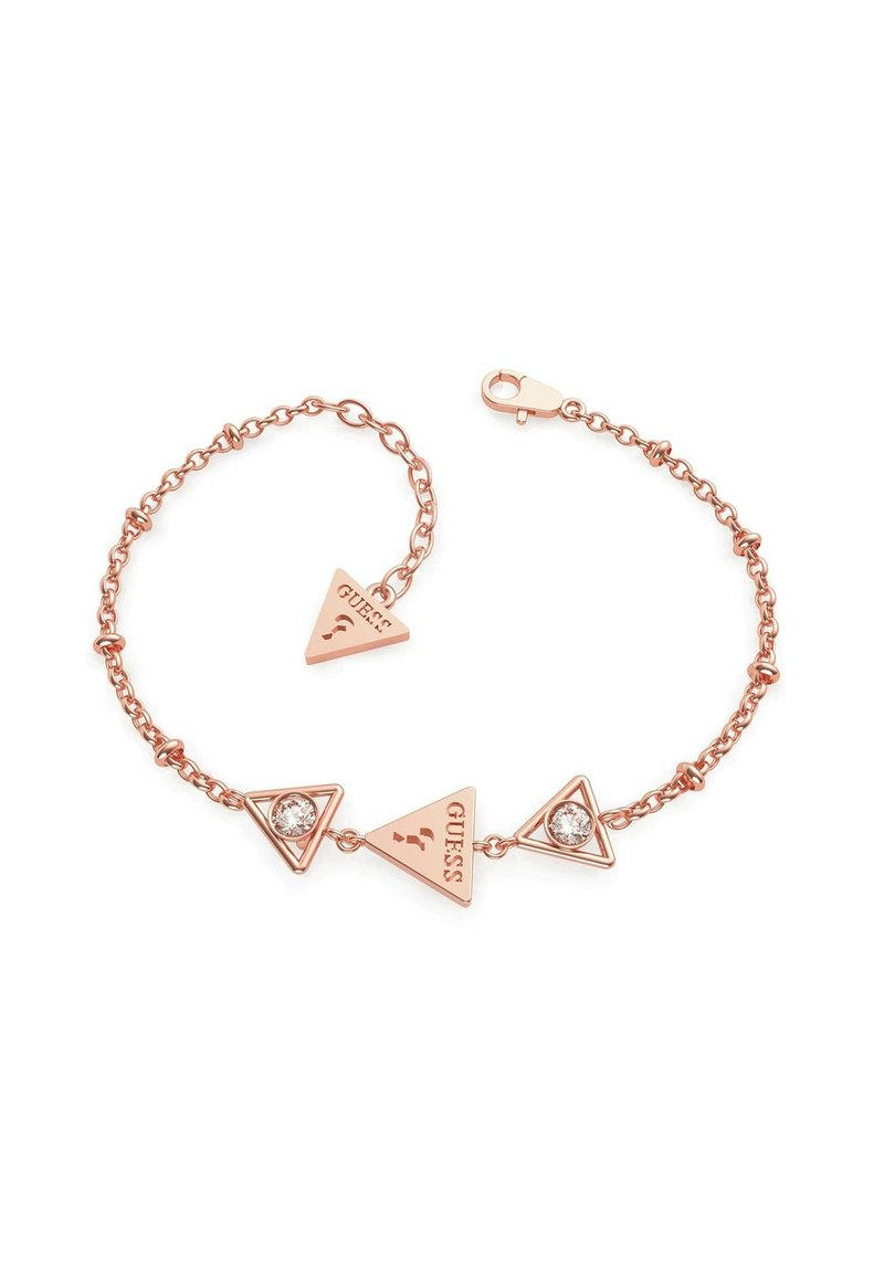 Guess - QUEEN OF HEART - Bracelet - rose or