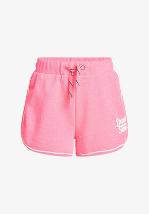 MET GLITTEROPDRUK - Shorts - bright pink