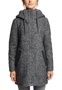 Esprit - Short coat - dark grey - 4
