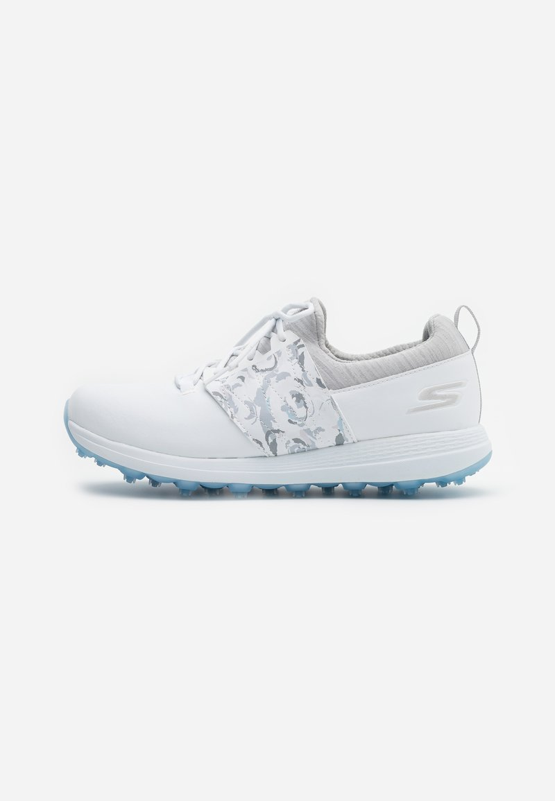 Skechers Performance - GO GOLF MAX - Golfové boty - white/gray