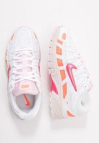 Nike Sportswear - P6000 - Sneakers - white/digital pink/hyper crimson/pink foam/light bone - 6