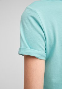 Q/S designed by - Print T-shirt - turquoise - 5