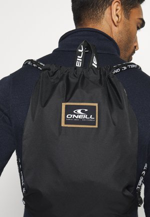 GYM SACK - Mochila de deporte - black out