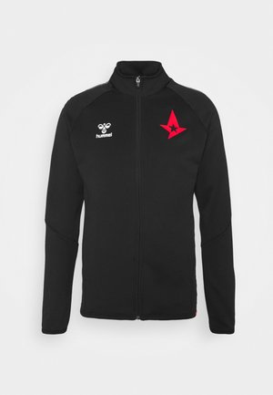 ASTRALIS CIMA ZIP JACKET - Trainingsjacke - black