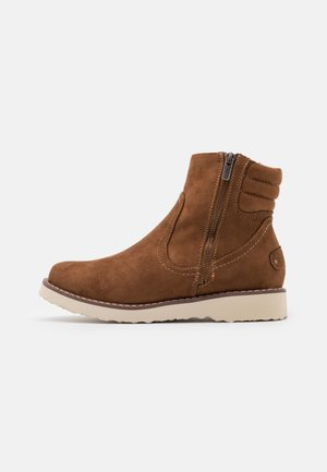 JOVIE - Classic ankle boots - tan