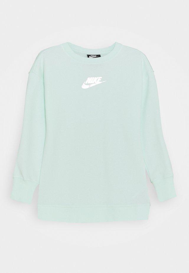 CREW - Sweatshirts - barely green/black