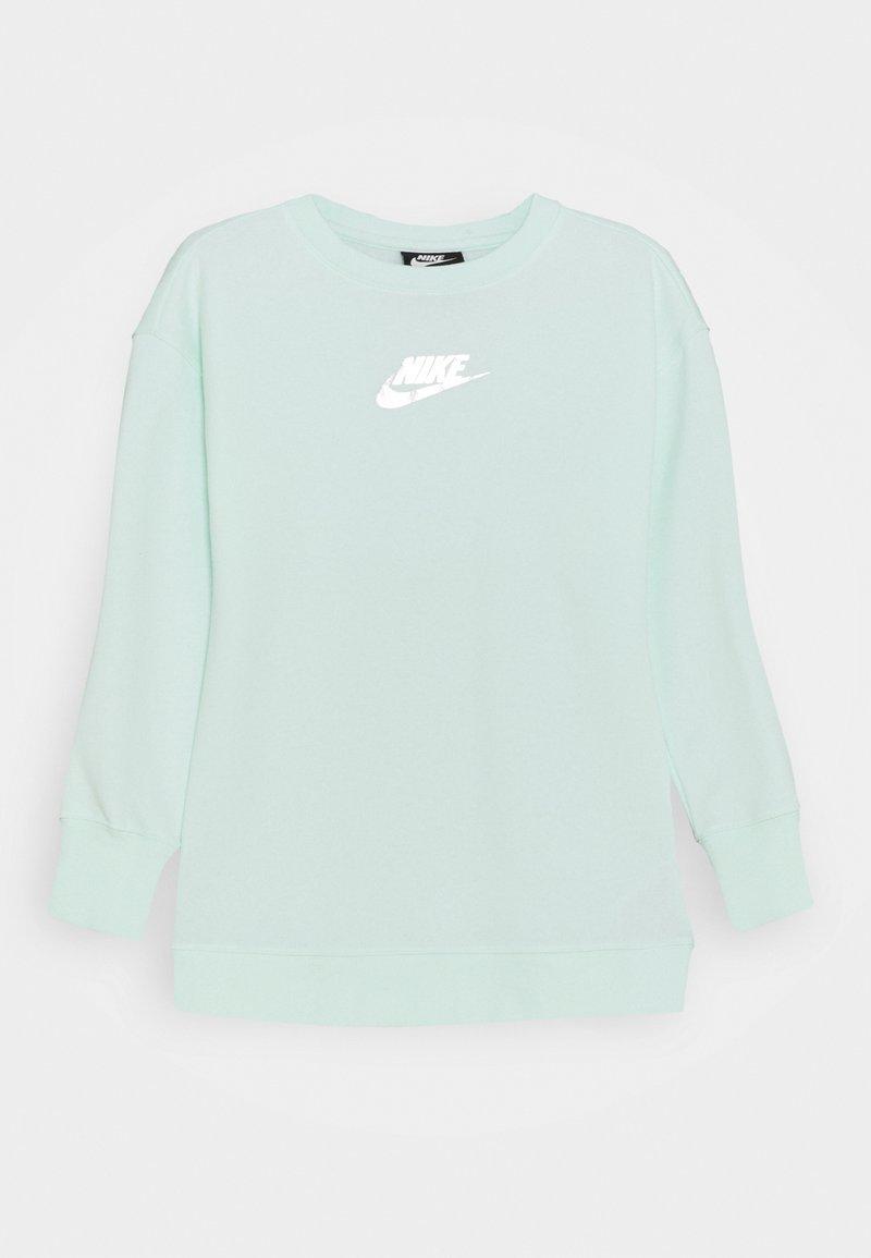 Nike Sportswear - CREW - Mikina - barely green/black