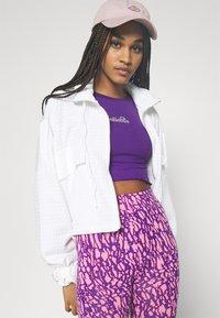 Ellesse - REO - Langærmede T-shirts - purple - 3