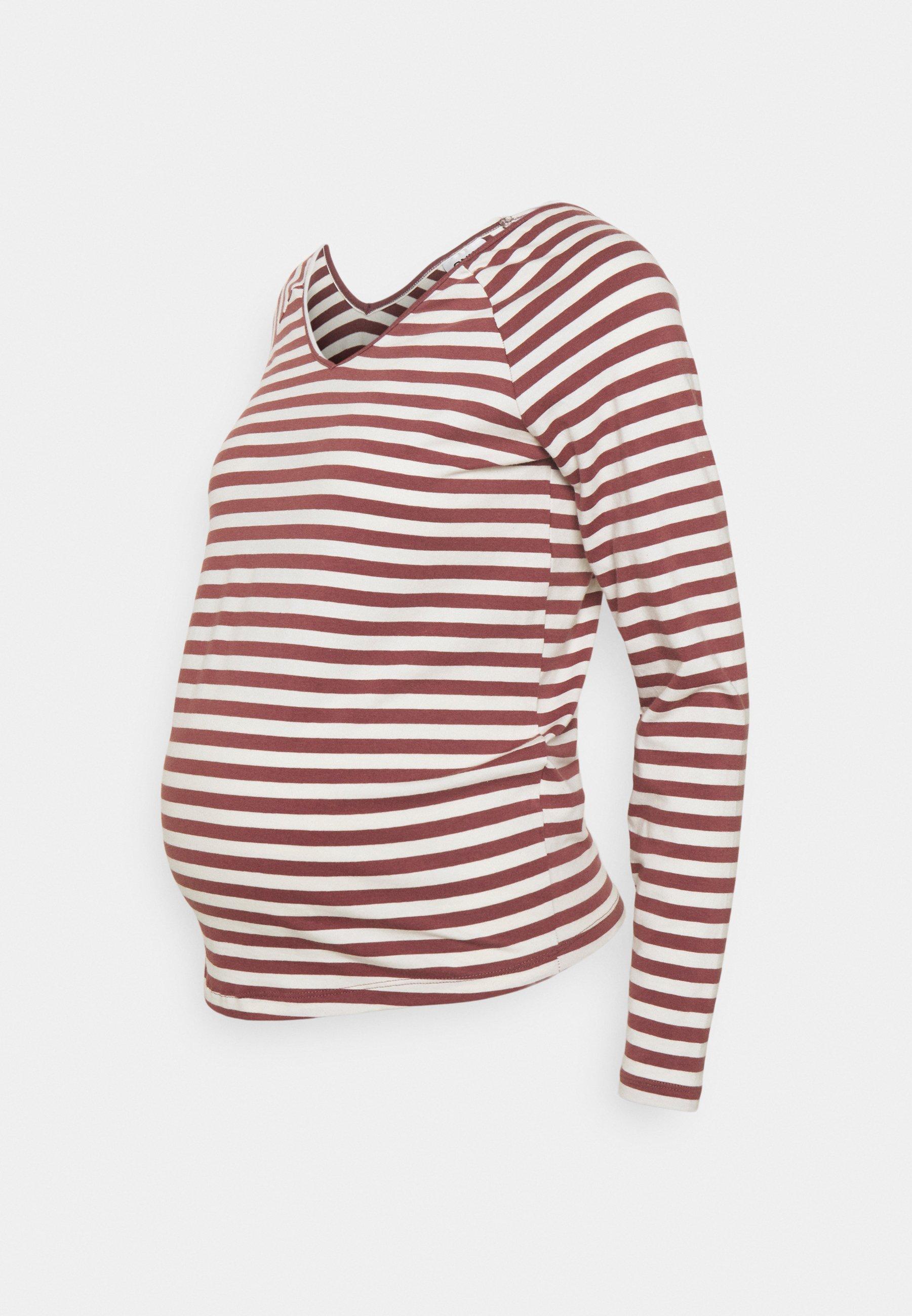 Women OLMFIFI V NECK - Long sleeved top