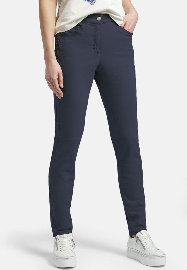 JULIENNE  - Slim fit jeans - dunkelblau