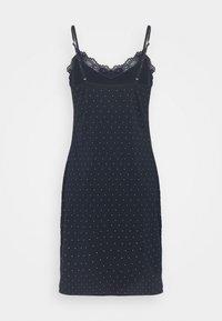 Lindex - NIGHT DRESS JO - Nightie - dark blue - 1