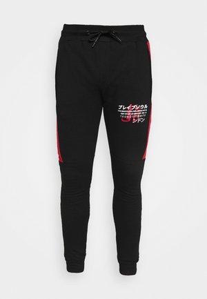 FIRE - Pantalon de survêtement - black