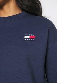 Tommy Jeans - Sweatshirt - twilight navy - 4
