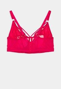 Playful Promises - EDDIE CROSSOVER BRA - Underwired bra - pink - 1