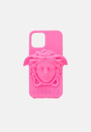 MEDUSA IPHONE XS MAX CASE UNISEX - Kännykkäpussi - pink