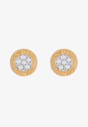 LOVE KNOT - Earrings - gold-coloured