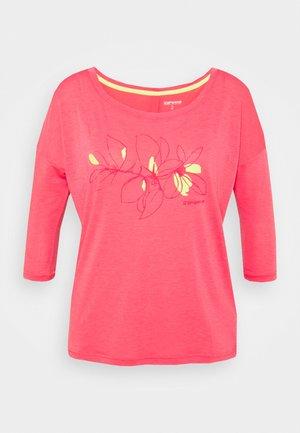 MERRIAM - Long sleeved top - hot pink
