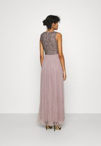 Lace & Beads - PICASSO MAXI - Occasion wear - lilac - 2