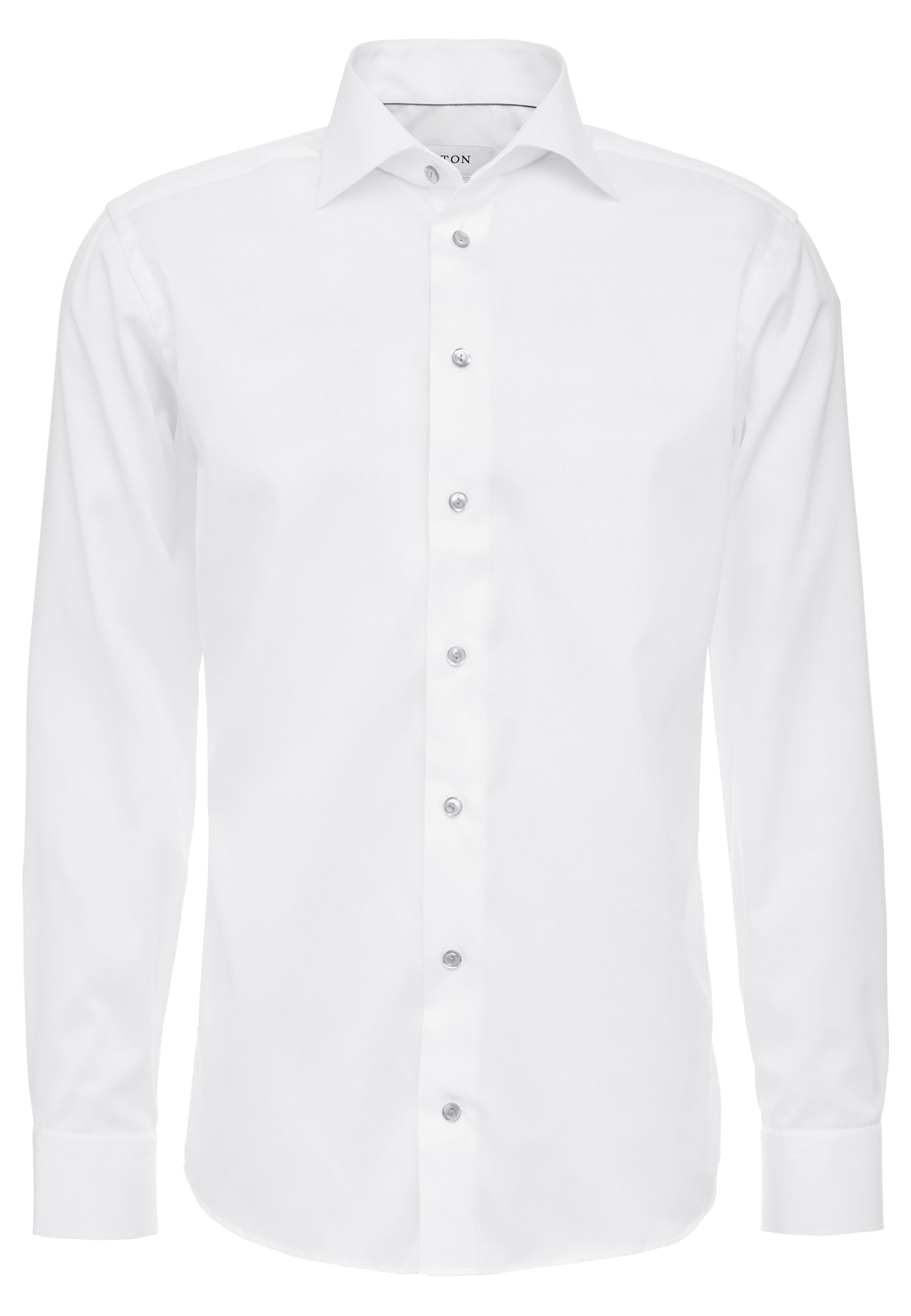 Eton Slim Fit - Finskjorte White
