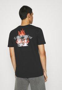 274 - CALI TEE - Print T-shirt - black - 2