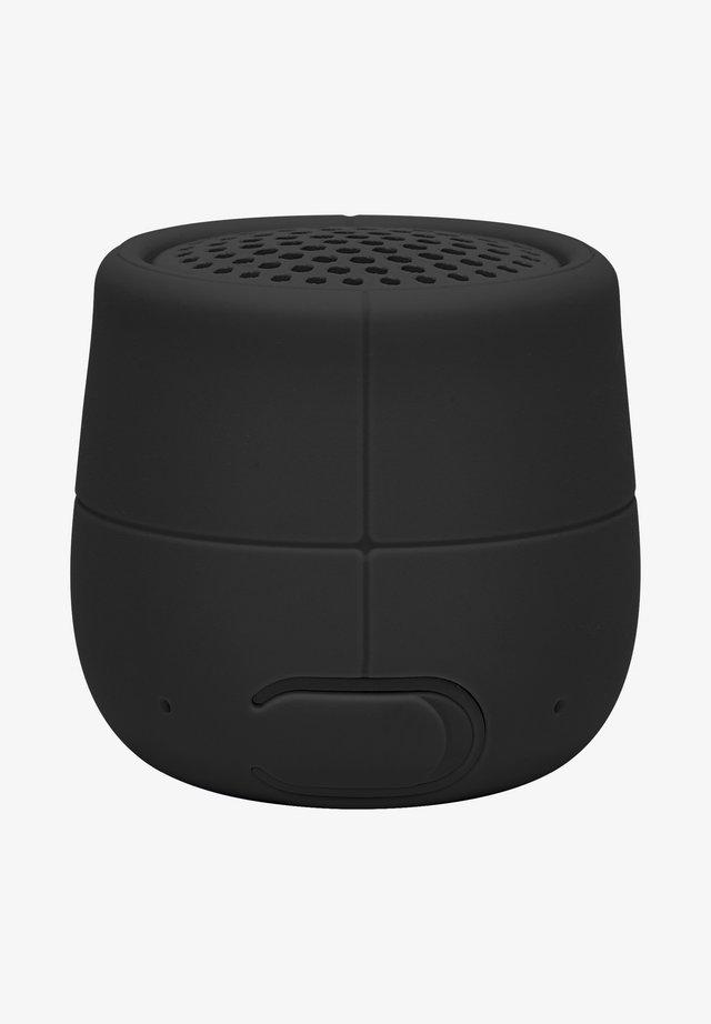 Speaker - schwarz
