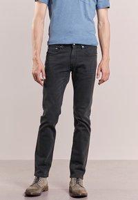 Baldessarini - JACK - Straight leg jeans - grey denim - 0