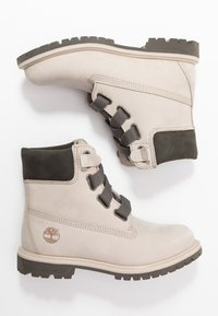 Timberland - 6IN PREMIUM CONVENIENCE - Bottes de neige - light taupe - 3
