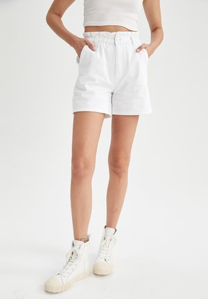 PAPERBAG  - Shorts - white