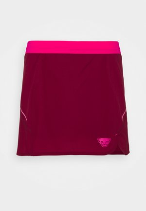 ALPINE PRO SKIRT - Sports skirt - beet red