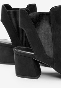 Next - Ankle cuff sandals - black - 3