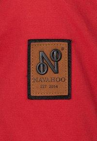 Navahoo - Winter coat - red - 4