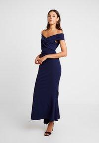 Sista Glam - MARENA - Maxi dress - navy - 1