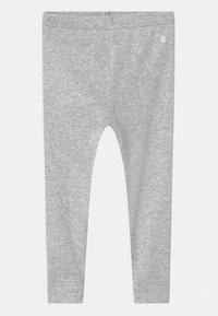 Petit Bateau - 2 PACK UNISEX - Leggings - Trousers - white/grey/multi coloured - 2