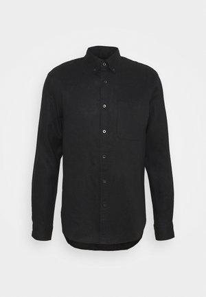 SOLID  - Skjorta - black
