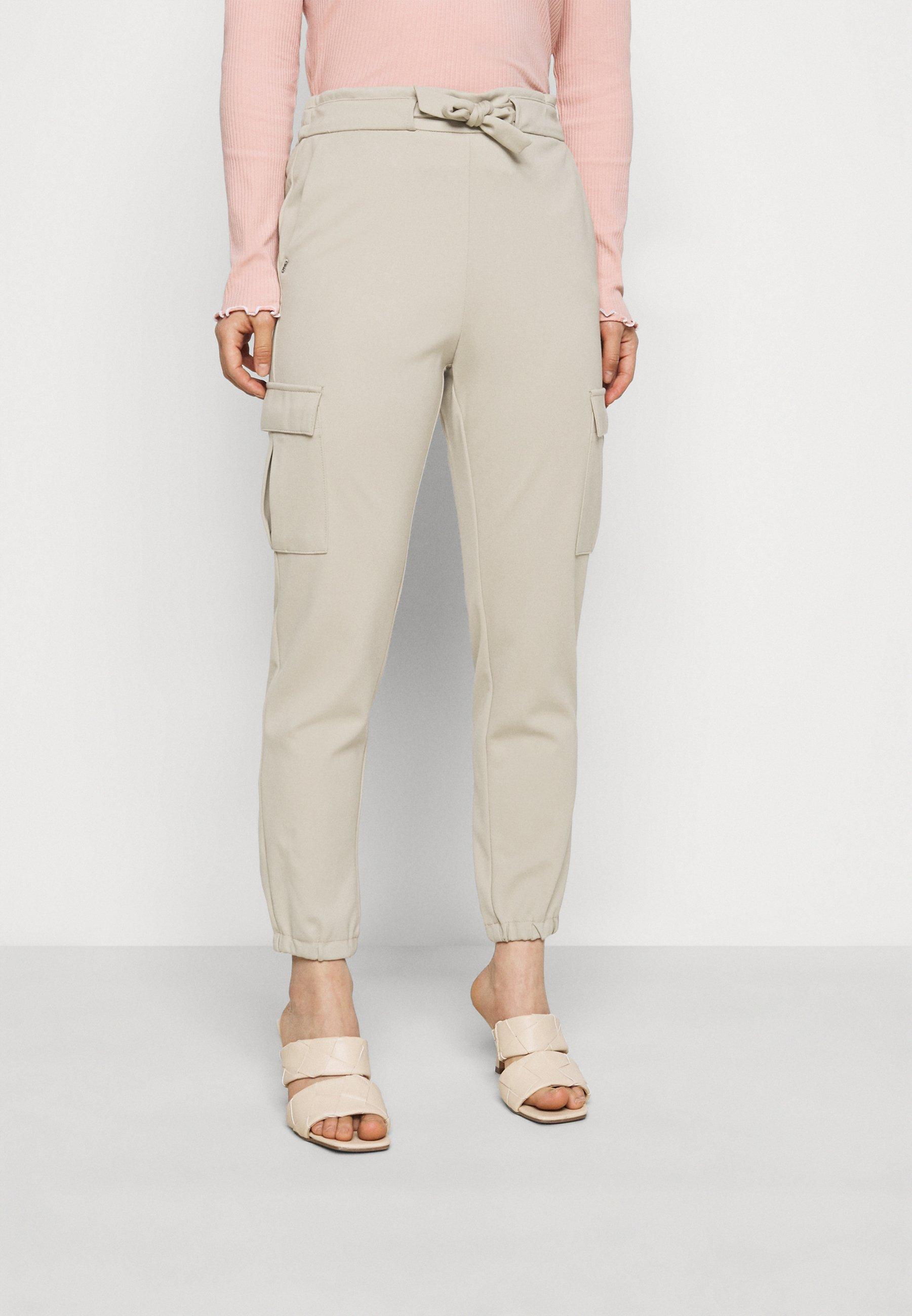 Femme ONLPOPTRASH BELT PANT - Pantalon cargo