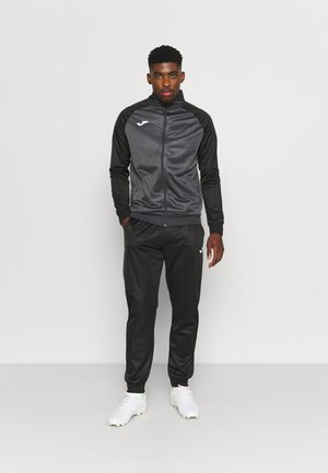 ACADEMY - Tracksuit - anthracite/black