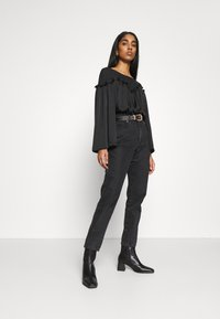 Free People - NATURAL - Longsleeve - black - 1